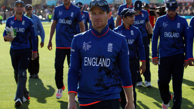 'Grateful' for 2015 World Cup experience – Eoin Morgan