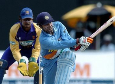 Kumar Sangakkara's titans of cricket: Virender Sehwag