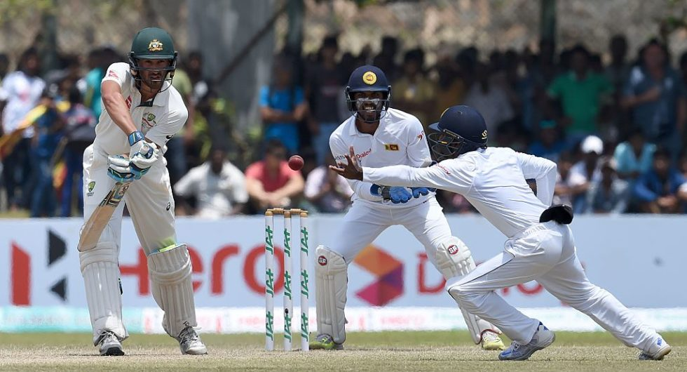 Ysis Five Ways Sri Lanka Can Cause An Upset In Australia Cricviz