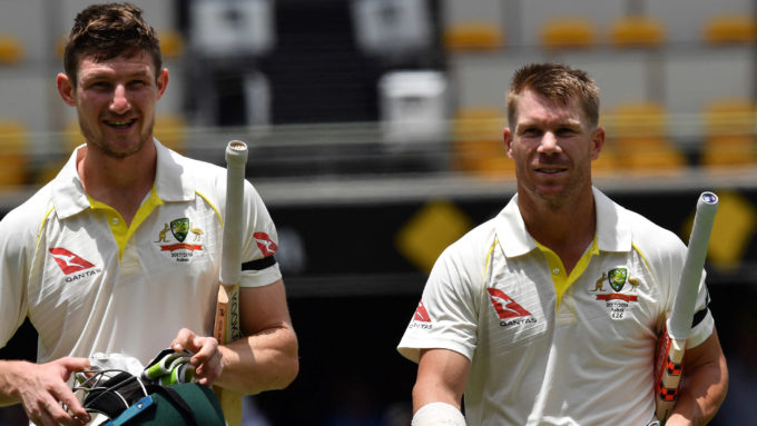 Bancroft: 'I look forward to playing cricket with Warner'