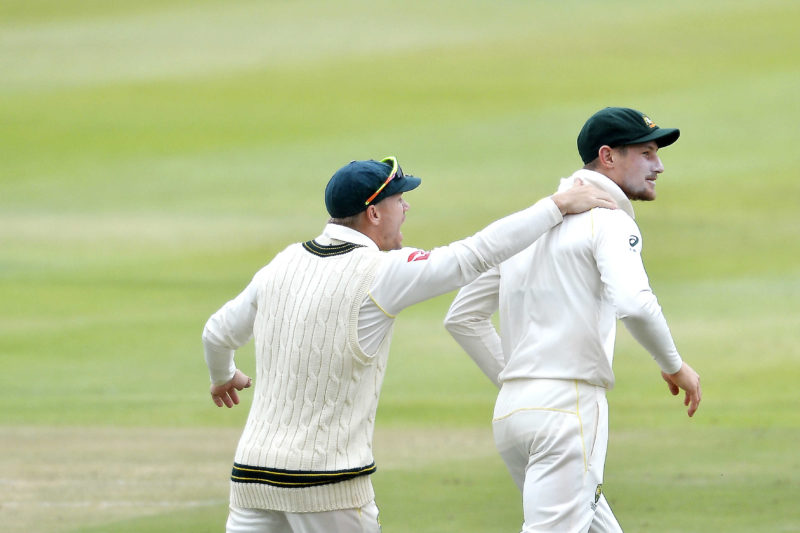 """Dave [Warner] suggested to me to carry the action out on the ball"" – Cameron Bancroft"