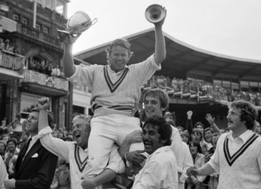 The past is a foreign country: 50 years of county overseas players – Almanack