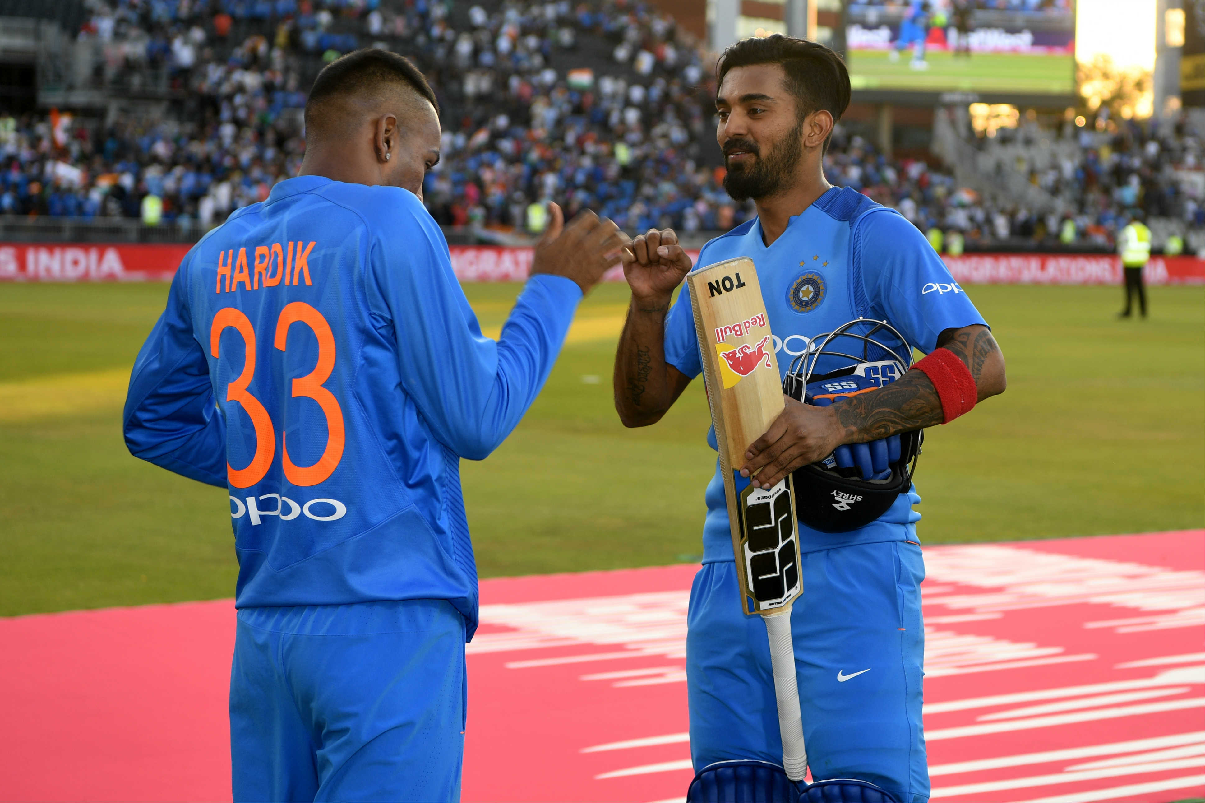 Pandya and Rahul have been slapped with show cause notices