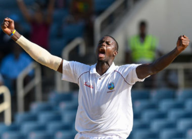 'We're definitely the underdogs' – Jason Holder wary of England threat
