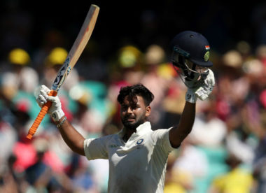 Why Sydney hundred is a turning point for Rishabh Pant