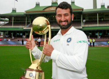 'Never tried to modify my game' – Cheteshwar Pujara