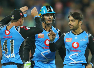 'Whole Australia is my family' – Rashid Khan