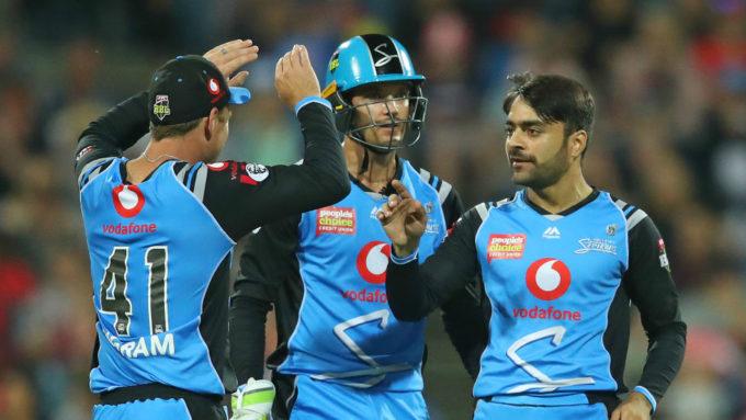 'Whole Australia is my family' – Rashid Khan