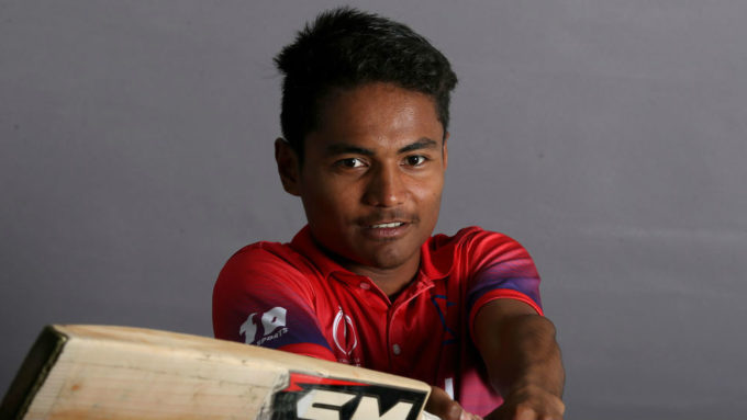 Nepal's Rohit Paudel beats Sachin Tendulkar as youngest men's international half-centurion