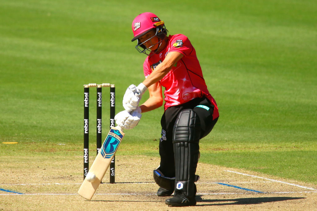 Sara McGlashan has to travel the world to try and be a professional cricketer because of pay issues