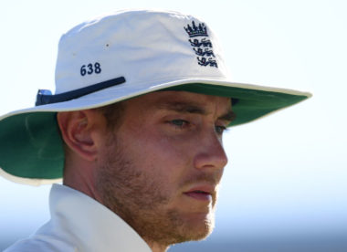 'I'm bowling the best I've ever bowled' – Stuart Broad