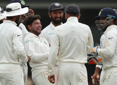 Big scores, bowling depth again the difference as India close in on series