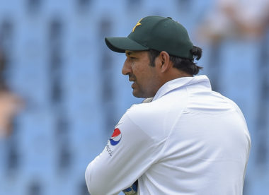 Sarfraz' criticism of his bowlers misses the mark