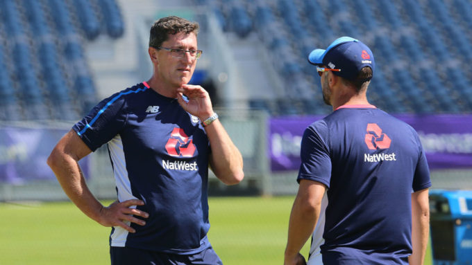Overcoming the challenges of fast bowling with Jon Lewis