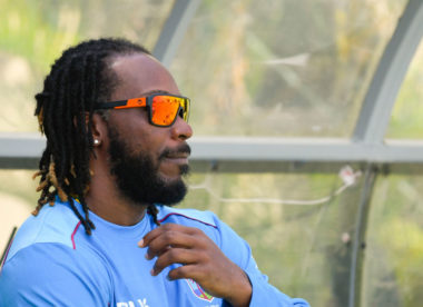 Chris Gayle recalled for England ODIs
