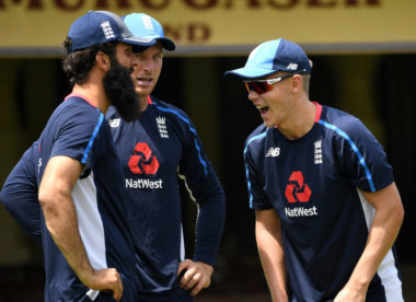 Moeen Ali replaced by Sam Curran for West Indies T20I series
