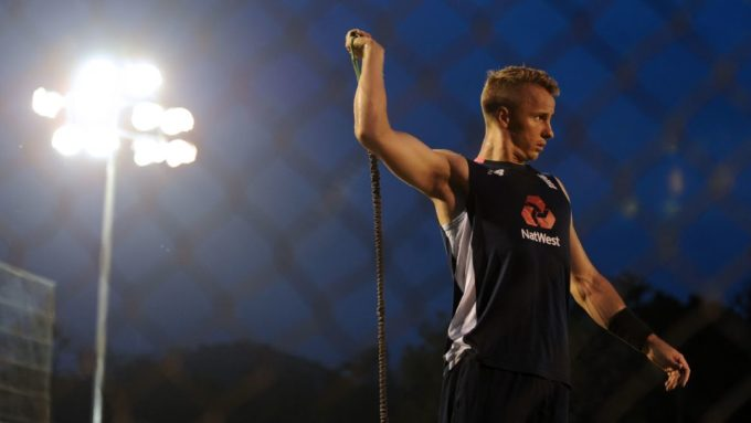 Tom Curran ready to fight for World Cup spot