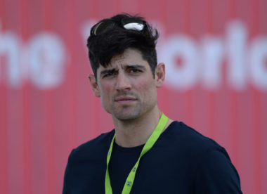 'They didn't seem to show much fight' - Cook on England's batting woes