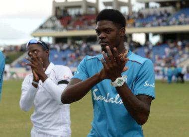 Holder dedicates West Indies victory to Alzarri Joseph's family