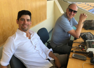 Alastair Cook takes guard for next chapter – Jonathan Liew