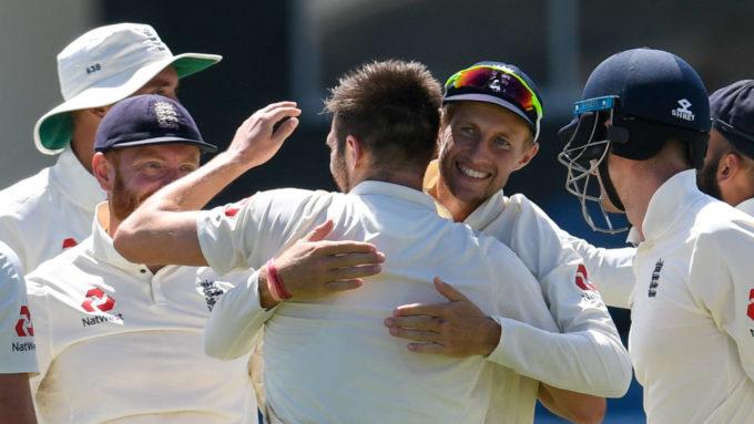 Joe Root commends England's 'bouncebackability'