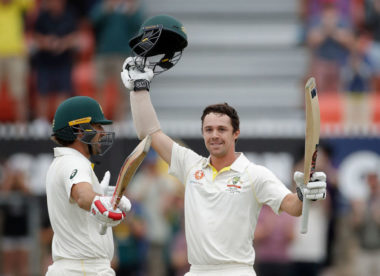Emotional Head dedicates maiden Test ton to Hughes