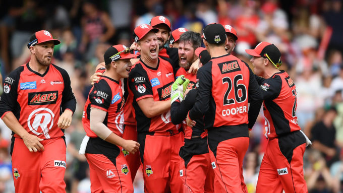 Melbourne Renegades make dramatic comeback to claim maiden BBL title