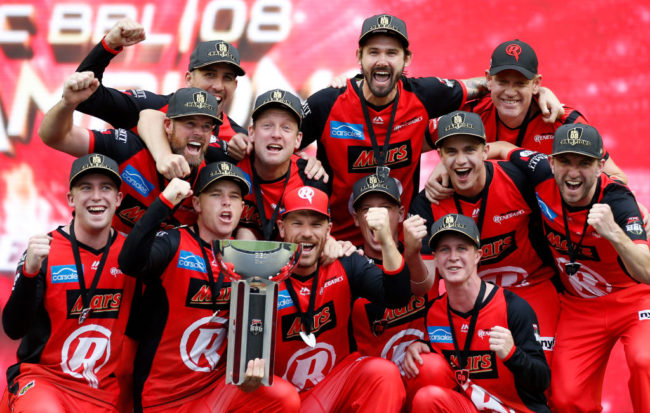 How the 2018/19 Big Bash League was won