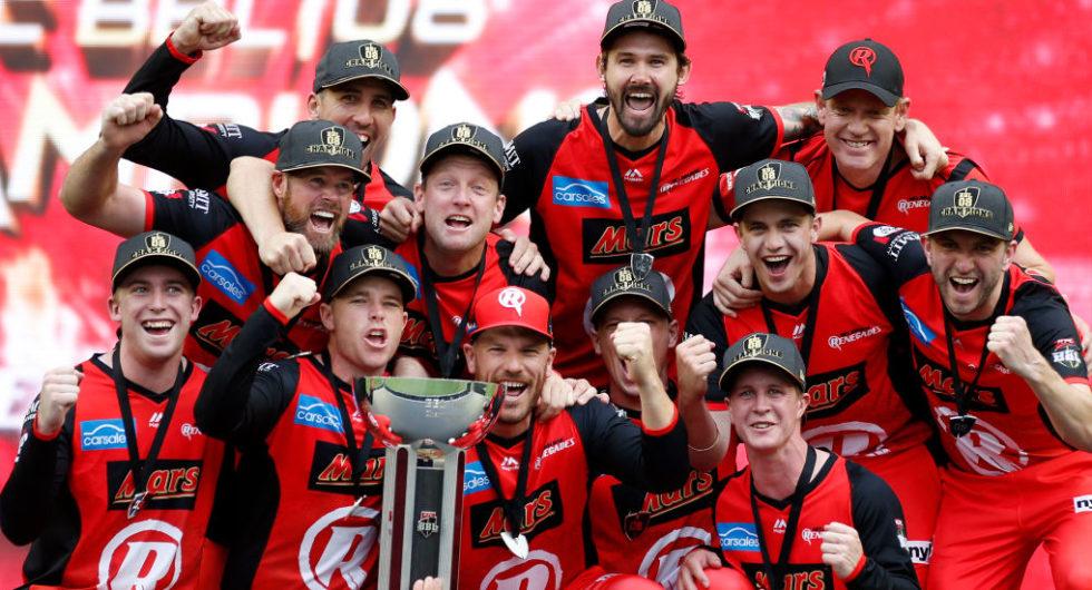 How Melbourne Renegades Won The 2018/19 Big Bash League – CricViz