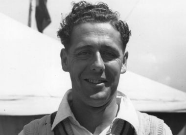 Trevor Bailey: England's defensively determined hero of 1953