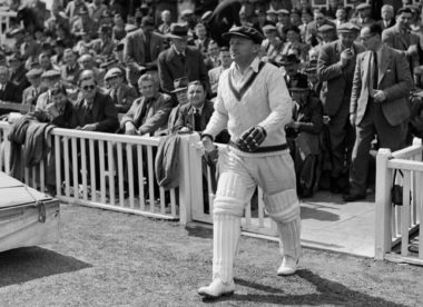 Sir Don Bradman: Bowing out in style – Wisden Almanack tribute