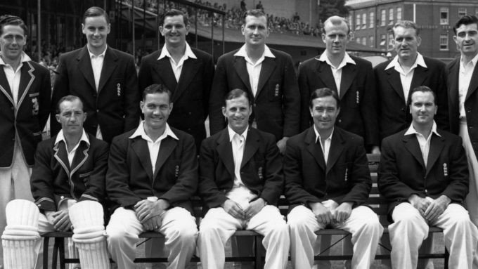 On top of the world: England's great Ashes summer of 1953 – Almanack