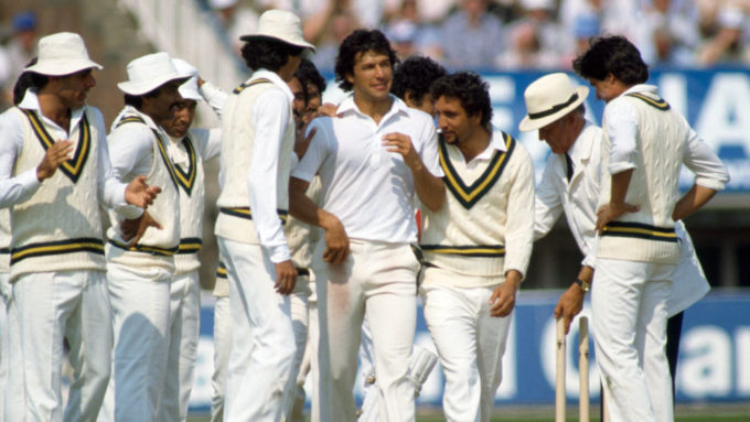 'Sustained, thrilling, skilful, brutal' – vintage Imran Khan