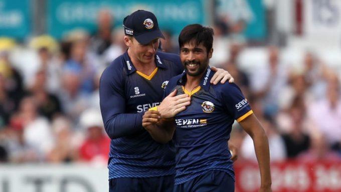 Mohammad Amir makes Essex return for 2019 T20 Blast