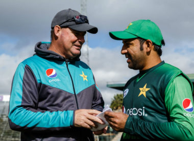 Mickey Arthur backs Sarfaraz Ahmed for World Cup captaincy