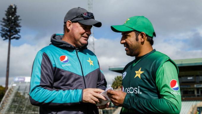 Mickey Arthur backs Sarfaraz Ahmed for World Cup captaincy