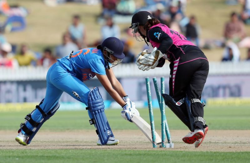 India were plagued by batting collapses during the T20I series against New Zealand