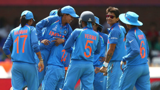 Spinners give India big opening win against England