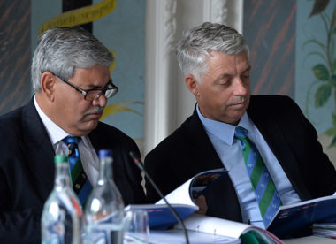 'Test cricket is dying' – ICC chairman stresses need for Test Championship