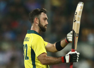 Glenn Maxwell sparkles as Australia rediscover themselves