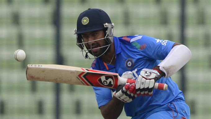 'I am not suprised' – Cheteshwar Pujara after hammering maiden T20 ton