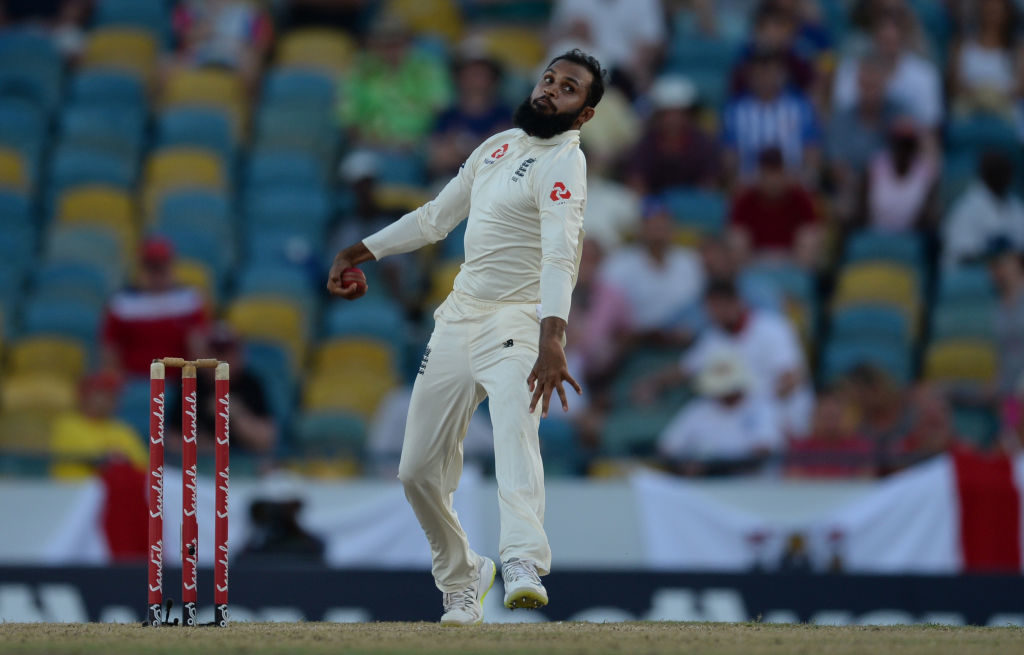Adil Rashid was dropped after playing nine consecutive Tests
