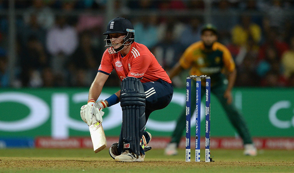 Root scored a 44-ball 83 against South Africa in the World T20 2016