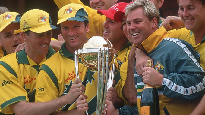 Public vote to decide retro Australia ODI kit