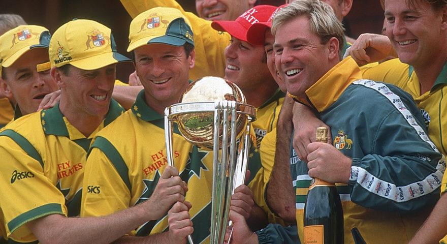 Public vote to decide retro Australia ODI kit