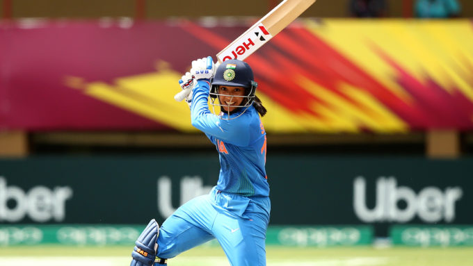 Smriti Mandhana becomes number one ranked batter in ODI cricket