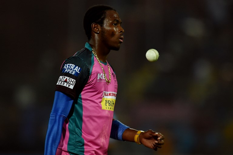 Jofra Archer conceded 42 runs in his four overs