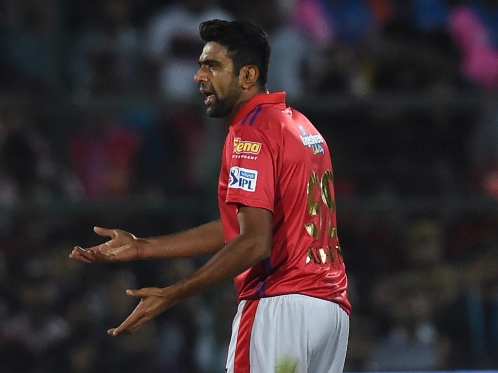 R Ashwin is copping a lot of flak