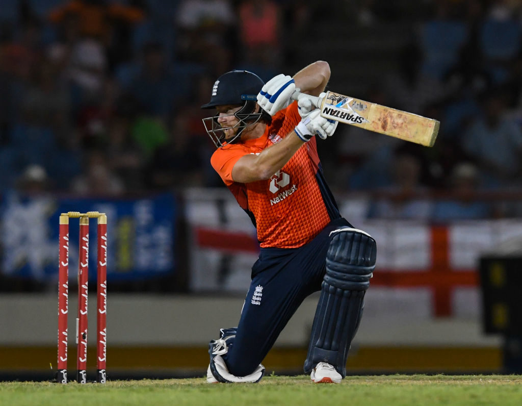 Jonny Bairstow scored a half-century to power the chase