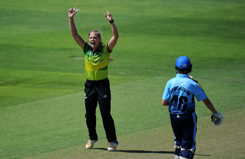 Freya Davies is just one of the few players who has benefitted from the KSL